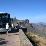 A Crystal Clear Day for an Grand Tour by Coach of Gran Canaria's Interior