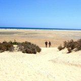 Average weather April in Costa Calma, Spain