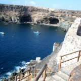 The Ajuy Caves. Guanche History here on Fuerteventura's West Coast