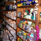 Arts and Crafts Shopping at Historic Betancuria, Fuerteventura Inland