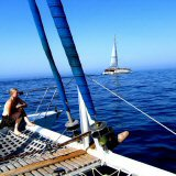 Catamaran Sailing Trips from Puerto Rico. Lazy Sunshine Days