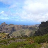 Teno Mountains, High Up in the North West of Tenerife