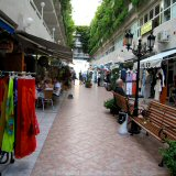 Resort Shopping Puerto de Santiago West Tenerife